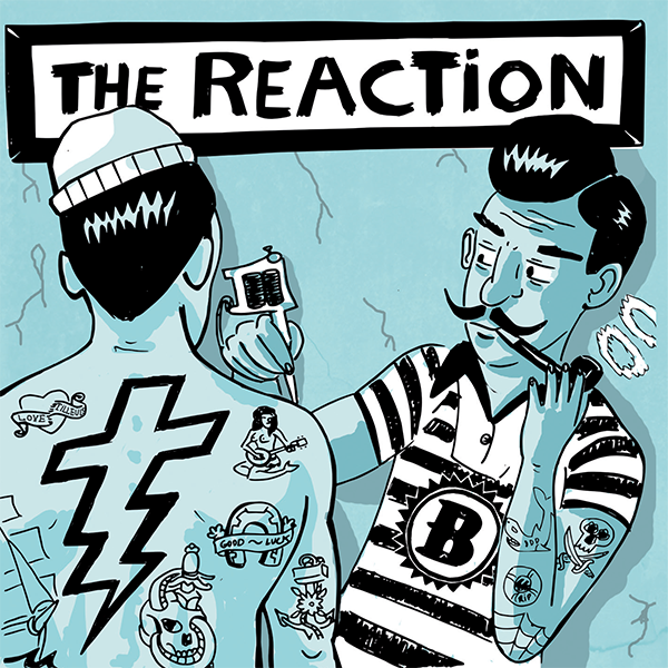03. The Reaction – Rise Up